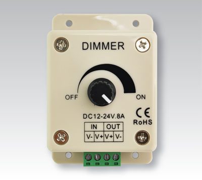 DLC LumiSheet Rotary Style Dimmer