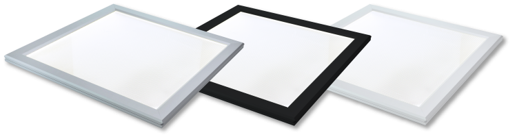 Lumi Light Box #14 LED snap frame colors