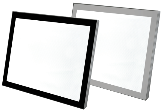 Lumi Light Box #27 double sided magnetic led light box without graphics
