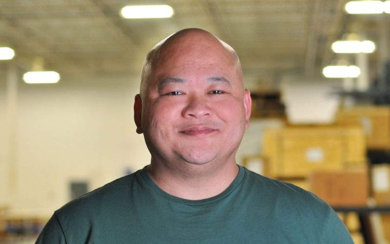 Andy Lee, Sales Manager, Northeast