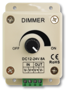 Dimming option R