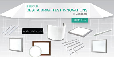 DLC LumiSheet At GlobalShop Featured Products